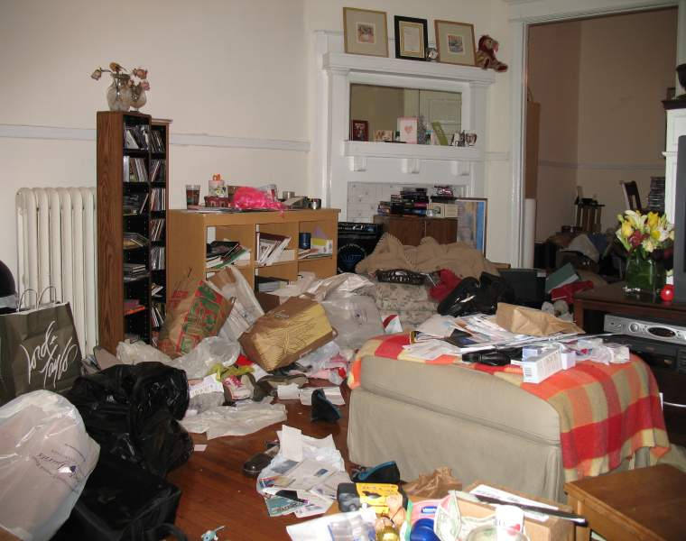 Clean The Clutter And Wardrobes Too Photo Gallery