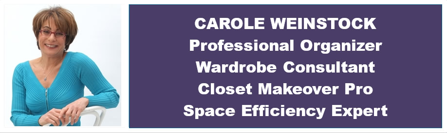 Professional Organizer,Wardrobe Consultant,Closet Makeover Pro, Space Efficiency Expert